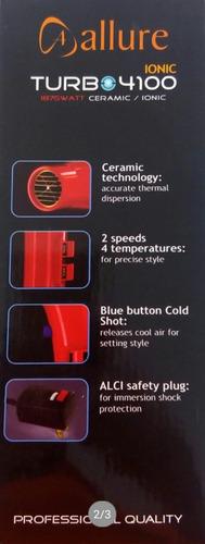 secador de cabello (blower) profesional
