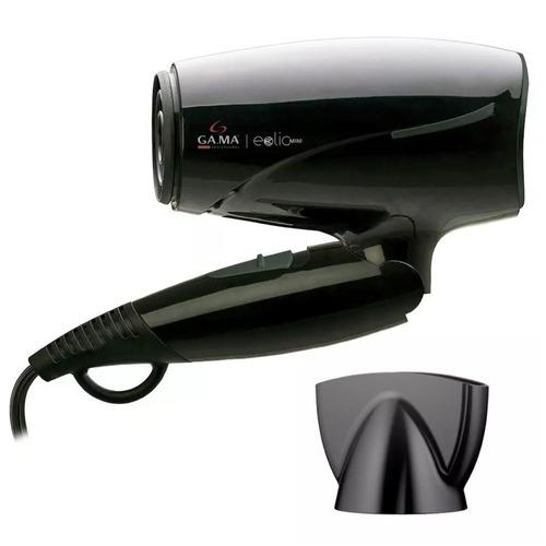 secador de cabello - pelo gama eolic mini 1600w tourmaline