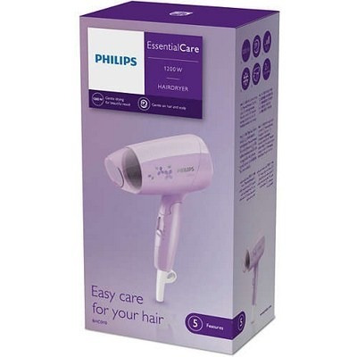 secador de cabello philips bhc010/70 1200w 2405