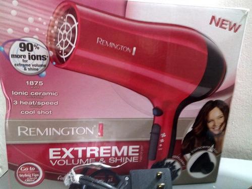 secador de cabello remington ac9096 1875w profesional