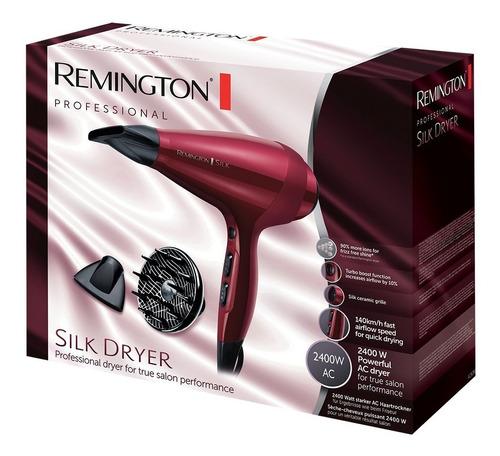 secador de cabellos remington