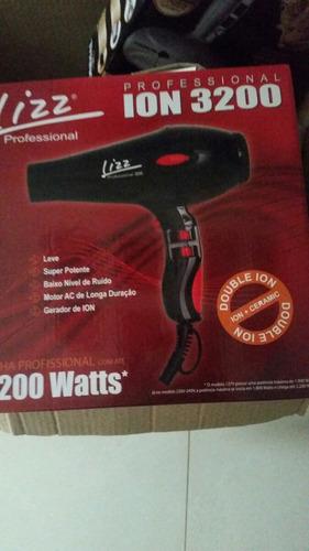 secador de cabelo 220w - lizz ion 320