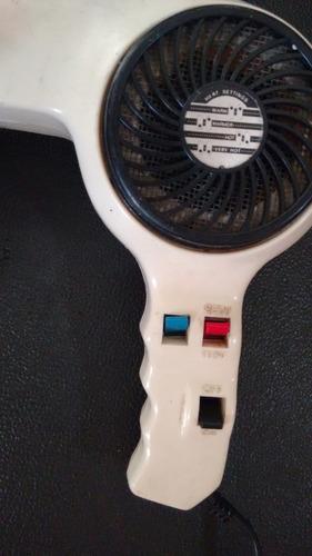 secador de cabelo antigo