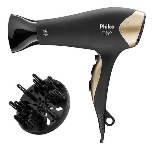 secador de cabelo philco profissional 2100w com difusor