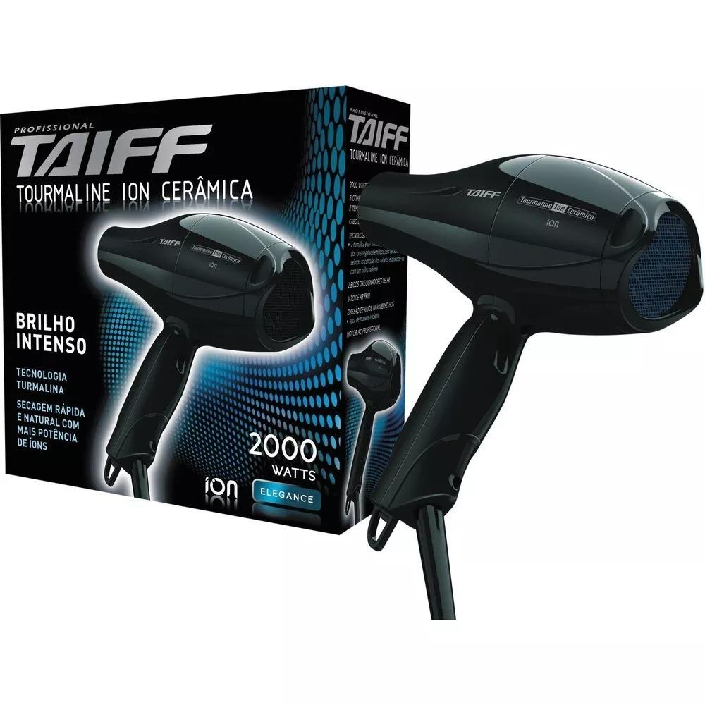6c6caded1 secador de cabelo taiff turbo ion elegance 1900w. Carregando zoom.