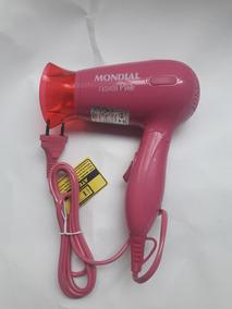 e07d23eeb Secador De Cabelo Rosa Mondial Fashion Pink Bivolt - Secadores de ...