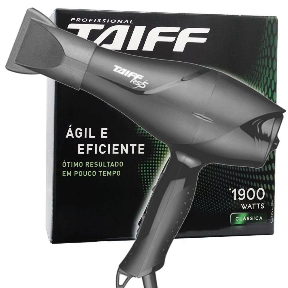 secador de cabelos taiff rs5 profissional 1900w. Carregando zoom. 040ab797a7a9