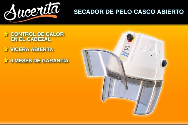 Secador De Casco Abierto S pie Gran Salon 110 Nuevo Oferta ... 5685faf353fe