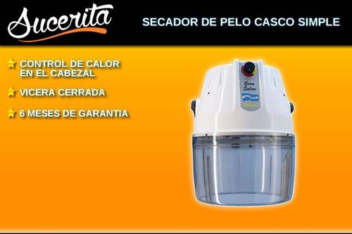 Secador De Casco Cerrado S pie Gran Salon 109 Nuevo Oferta ... 5983f0af1f63