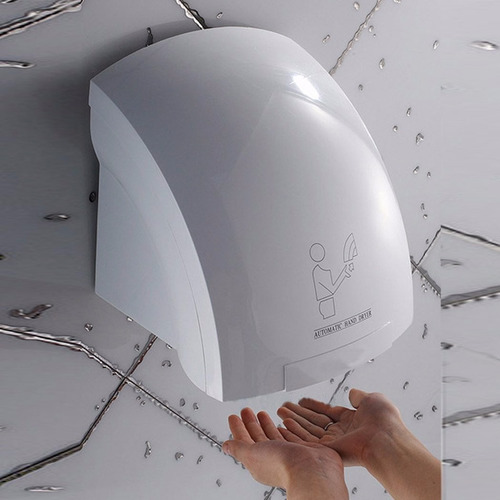 secador de manos automático con sensor infrarojo
