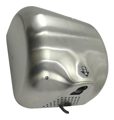 secador de manos eléctrico gran velocidad con sensor de lujo