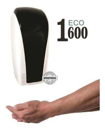 secador de mãos elétrico automático com sensor infravermelho