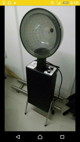 secador de pedestal