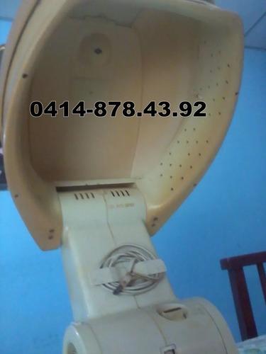 secador de pelo antiguo tipo pedestal. negociable