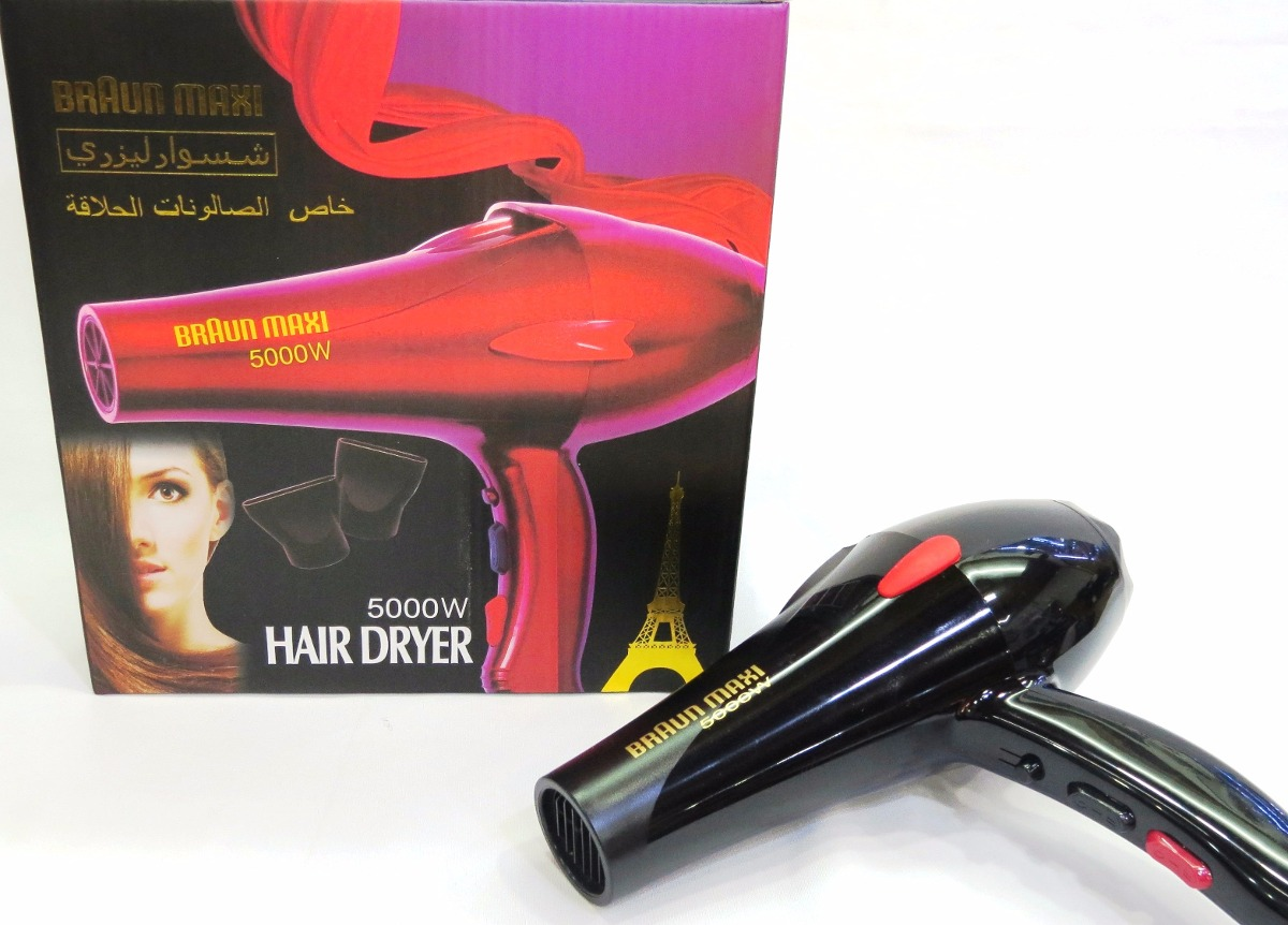 secador de pelo braun maxi 5000w. Cargando zoom. c64b7d54820a