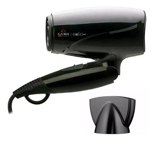 secador de pelo gama compacto - 1600w - ideal viajes