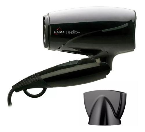 secador de pelo gama eolic mini 1600w mango plegable