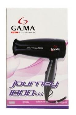 secador de pelo gama journey 1800w de viaje mango plegable