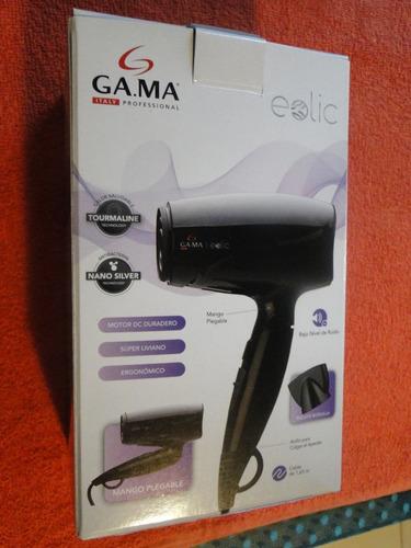 secador de pelo marca gama 1600w