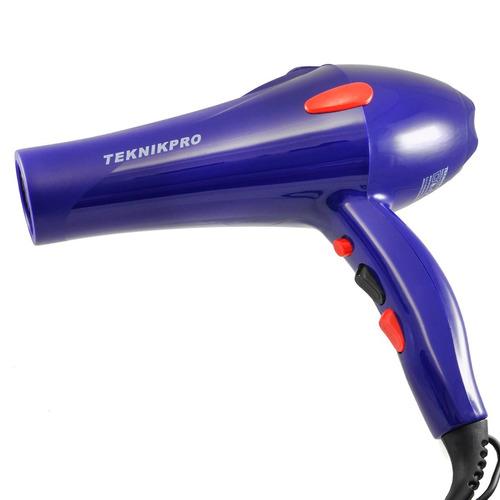 secador de pelo profesional ozone ionic 3500 teknikpro