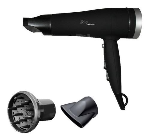 secador de pelo profesional plegable difusor frio calor w-98