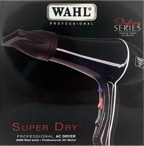 secador de pelo profesional wahl super dry de 2000w 1° marca