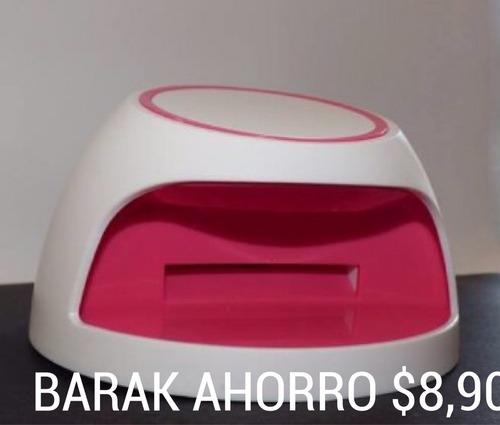 secador de uñas con uv antibacterial $8,90