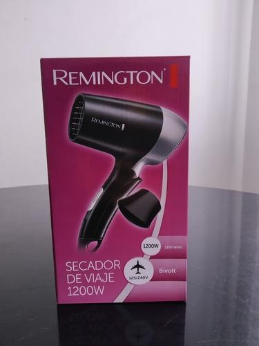 secador de viaje remington nuevo rematando