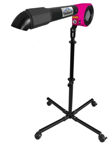 secador elite 8000 3 temperaturas pet shop  rosa 127v