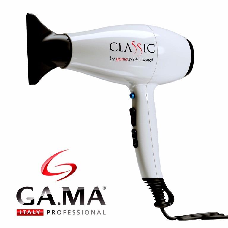 30173ce86 Secador Ga.ma Linha Profissional Exclusive Classic 2100w - R$ 329,90 ...