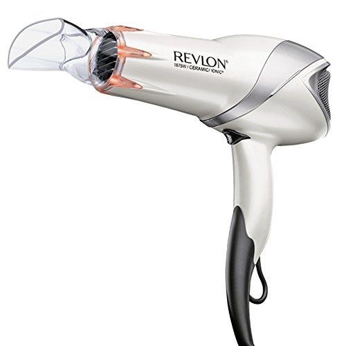 secador infrarrojo revlon para el cabello 1875w