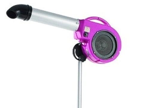 secador kyklon 5000 rosa / 220v pet shop animais tosa bhtosa