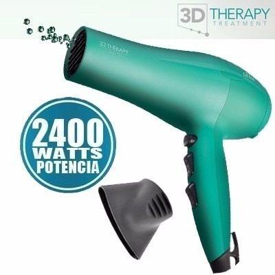 Secador Pelo Cabello Gama Eleganza 3d Therapy Ion Plus 2400w ... b64c441f83bc