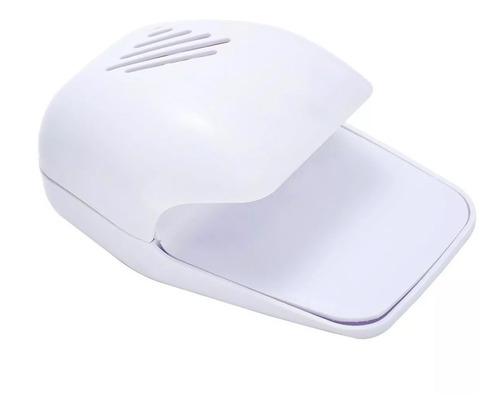 secador portatil de esmalte para uñas naturales o acrílicas