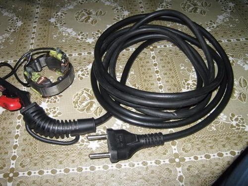 secador power lizze com defeito e desmontado