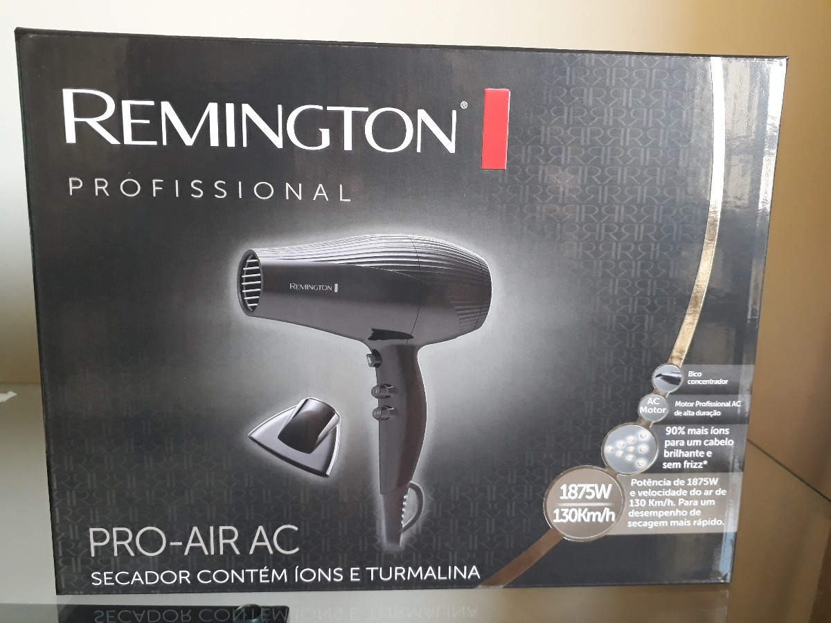 secador pro air ac remington 1875w 127v. Carregando zoom. 87a61c4547e0