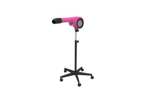 secador profissional minag - rosa 220 volts