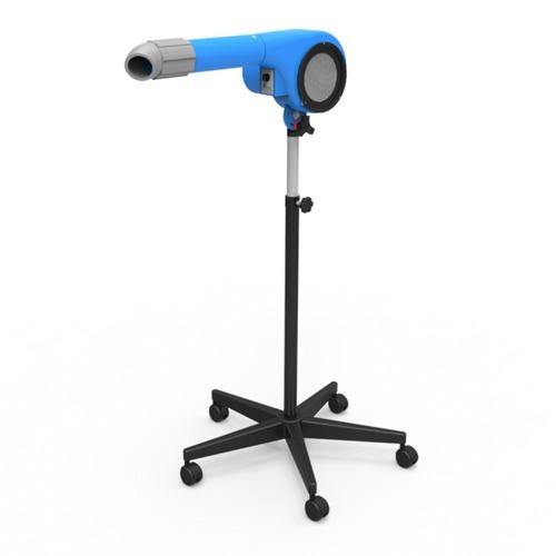 secador profissional p/ pet shop com pedestal minag