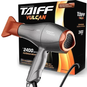 975d379d1 Secador Taiff Vulcan 2400w - Secadores de Cabelo Taiff no Mercado Livre  Brasil