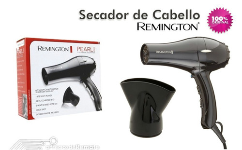 secador remington pearl uso profesional 100% original