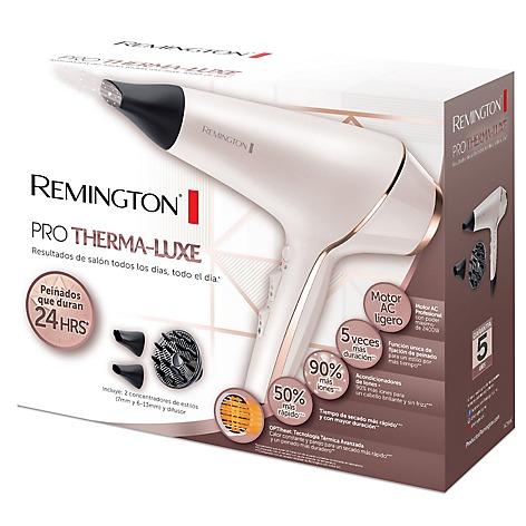 Secador Remington Pro Therma Luxe -   249.900 en Mercado Libre d8084a2feacf