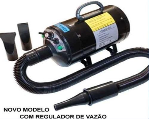 secador soprador pet lizze 220 v  - frete grátis 12x s/juros