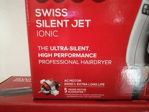 secador y plancha made in suiza 2x1 profesionales un año gti