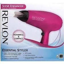 secadora cabello revlon
