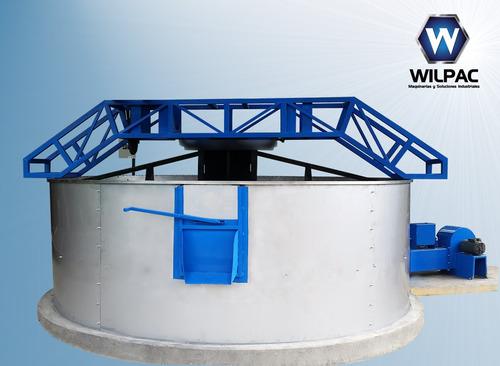secadora cacao industrial wilpac circular a gas / diesel