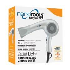 secadora de cabello babyliss nano tools ceramica profecional