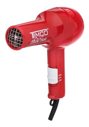 secadora de cabello basic timco b1650