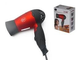 secadora de  cabello portatil,electric life,belleza capilar