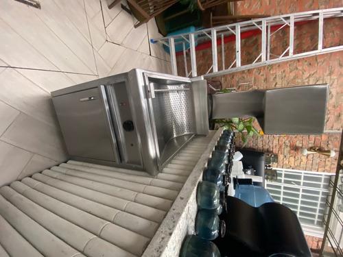 secadora de papa industrial (0 horas de uso)