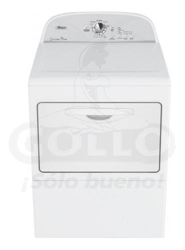 secadora de ropa a gas whirlpool (7mwgd1860ew) nueva en caja